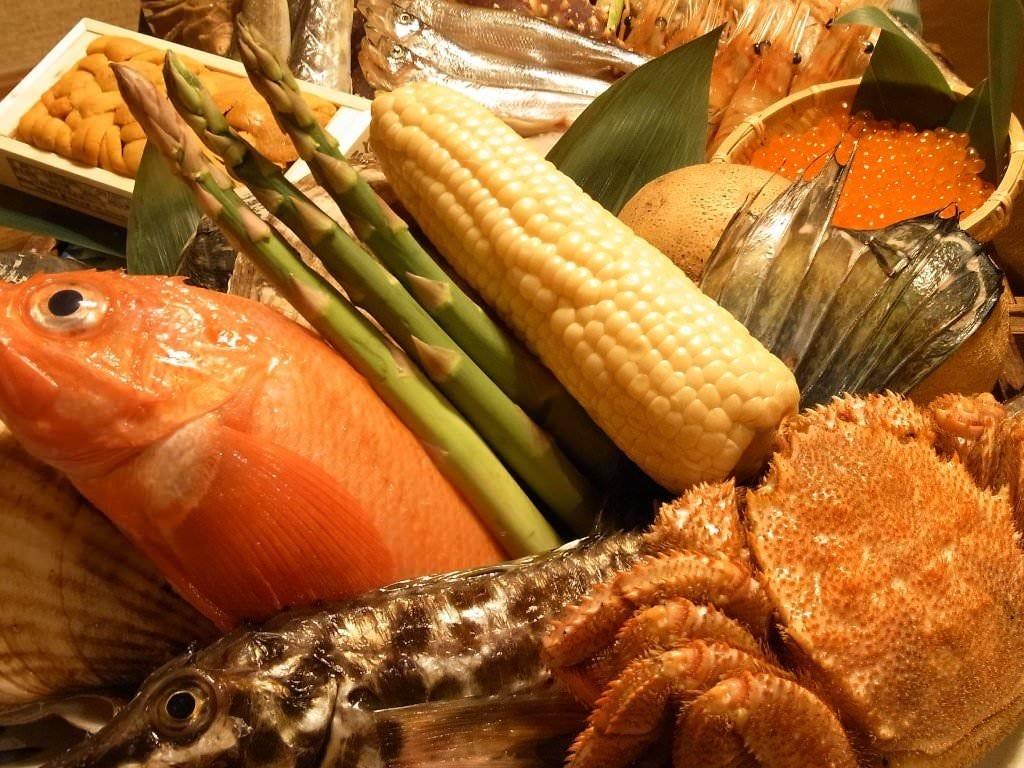 ◆コース料理◆四季折々の旬の食材