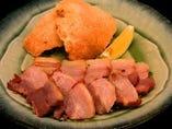 イベリコ豚の塩釜焼き(要予約)