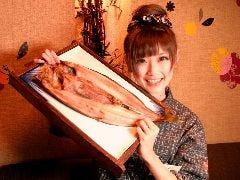 今、人気なのがホッケの3点セット☆ 要予約!