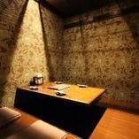 ◆大宴会場◆(掘り炬燵)30名様で利用可能な個室です♪