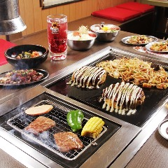 お好み焼肉 道とん堀 鶴ヶ島店
