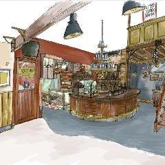 イタリアンバル ポンテ 栄伏見店