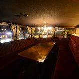 【中2階ロフトソファー個室】4名〜最大10名様迄の完全ソファー個室