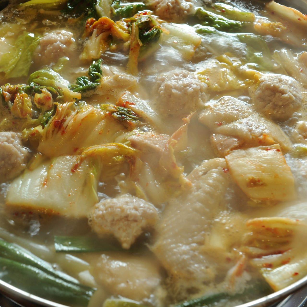 ◆本場タッカンマリ鍋 食べ放題◆