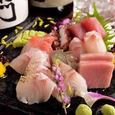 肉・魚・串全てが旨いさんびょうし♪