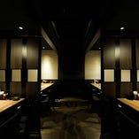 ■半個室のお席多数ご用意!ご予約お待ちしております。