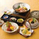 【一番人気!季節の料理満載】 貴船~kifune~コース