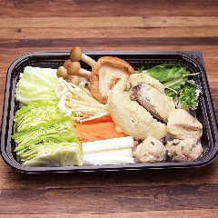 伊達鶏の水炊き鍋