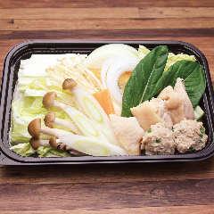 日南鶏のちゃんこ鍋