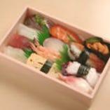 お土産のにぎり寿司