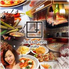 カジノレストラン Jack&Queen 大阪 なんば