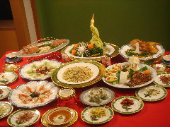 シノワーズ 南翔 中国式洋風料理店