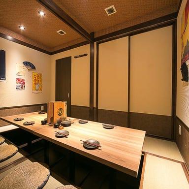 北海道海鮮×個室居酒屋 あくと すすきの店 店内の画像