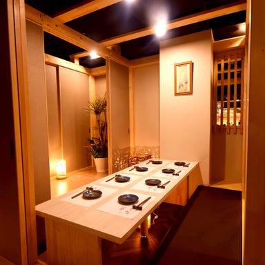 全席個室居酒屋 四季彩 aune海浜幕張店 店内の画像