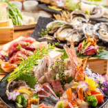 市場直送の新鮮な魚介類【東京都】