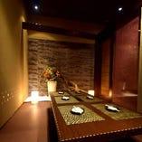 【全席完全個室】最大6名様ご案内可能な完全個室