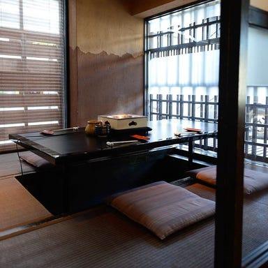 近江牛 つゆしゃぶ駒吉  店内の画像