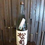 松の司 純米吟醸 ホワイト