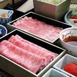 【2時間飲み放題付】近江牛ステーキ&バームクーヘン豚『忘新年会 特上贅沢宴会コース』