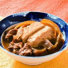 玉響の肉豆腐(牛)