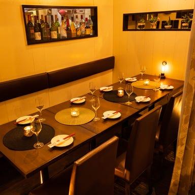 シュラスコ 肉寿司チーズ個室ダイニング Monte Meat  店内の画像