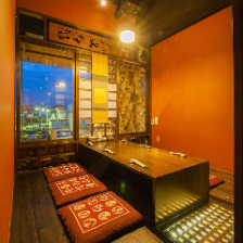 『12』の個室は部屋ごとに違う雰囲気