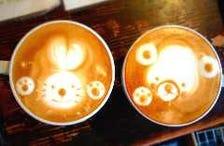 コーヒーの『ラテアート』