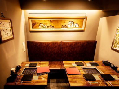 焼肉USON(宇成)  店内の画像