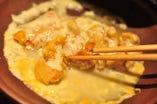 ほやチーズ陶板焼き