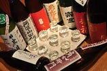 9銘柄のきき酒セット
