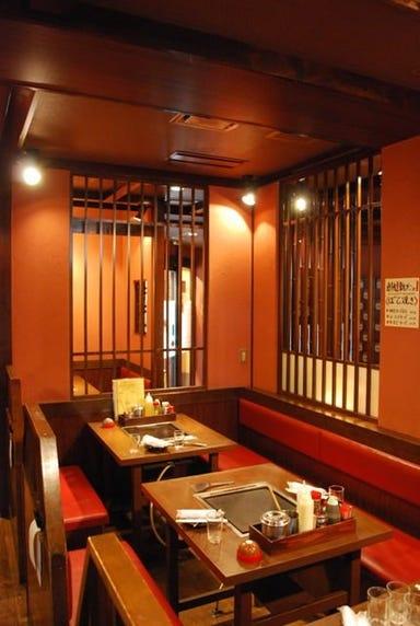 お好み焼き・もんじゃ焼き食べ放題 惚太郎 藤沢南口店 店内の画像