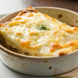 チーズたっぷりラザニア