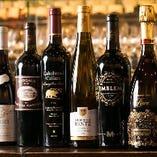 【極上ワイン】 フランスの自然派を中心に厳選したグラスワインも♪