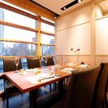 テーブル席個室(2名様~4名様)