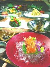 季節の素材を生かす京料理