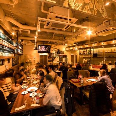 肉バル&魚バル Mr.Happy 神保町店 メニューの画像