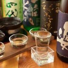 焼き鳥と美味しい日本酒を提供します