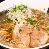 鶏そば(鶏 or 豚のチャーシュー)