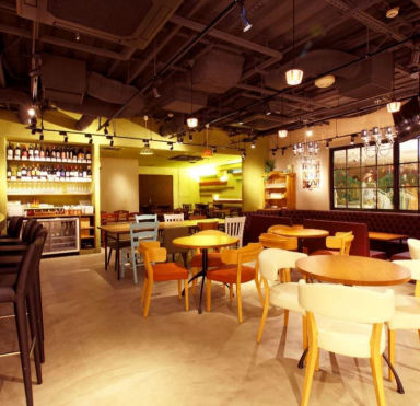 PASTINOVA シャポー市川店 店内の画像
