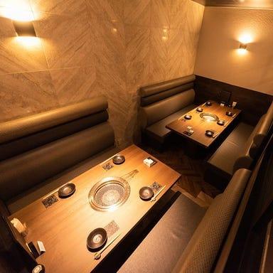 焼肉 やまと コレド日本橋店 店内の画像