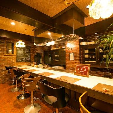 鉄板焼 ステーキ ルペール  店内の画像