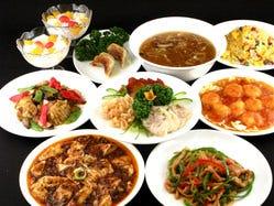 本格中国料理 3,500コース