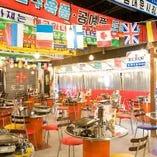 気分は韓国屋台に来たみたい!一風変わった貸切宴会はいかがでしょうか?
