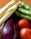 お野菜料理も色々やってます。