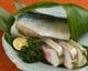 『バラン寿司』いわゆるさばの棒寿司ですが お土産にも人気です