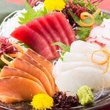 寿司、お刺身、すき焼き&しゃぶしゃぶなどオプション食べ放題…