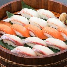 店長おすすめ☆わんの人気料理を堪能!!さらに…≪人気のお寿司&お刺身も食べ飲み放題OKプラン≫3,630円