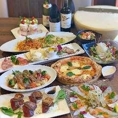 伊太利亜食堂 燈屋 -TOUYA- 石岡店