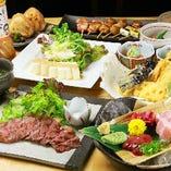 近江食材を使った歓送迎会! 宴会コースが3,500円から