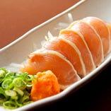 近江地鶏タタキ